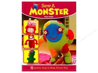 books & patterns: IMM Lifestyle Sew A Monster Book