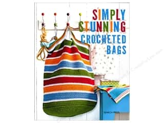 Search Press Simply Stunning Crochet Bags Book