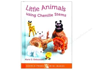 Clearance Books: Search Press Little Animals Using Chenille Stems Book