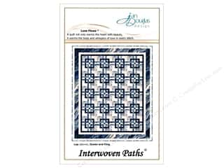 Clearance: Jan Douglas Design Interwoven Paths Pattern