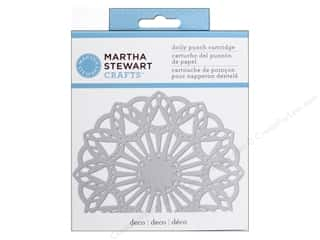 Weekly Specials DieCuts Box of Cards: Martha Stewart Punch Doily Cartridge Deco