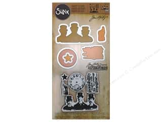 die cutting machines: Sizzix Framelits Dies Stamp Possibilities by Tim Holtz