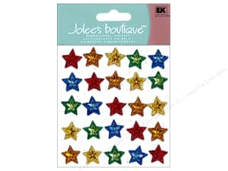 stickers: Jolee's Boutique Stickers Repeats Multi Stars