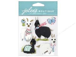 Jolee's Boutique Stickers Llamas