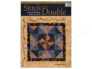 books & patterns: Stitch on the Double: Easy Quilt Projects to Sew on the Go Book by Kathleen Brown