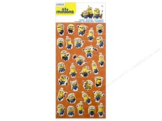 EK Universal Minions Stickers Mini