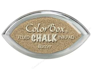 Clearance ColorBox Fluid Chalk Ink Pad Queues: ColorBox Fluid Chalk Ink Pad Cat's Eye Butter