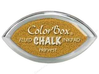 Clearance ColorBox Fluid Chalk Ink Pad Queues: ColorBox Fluid Chalk Ink Pad Cat's Eye Harvest