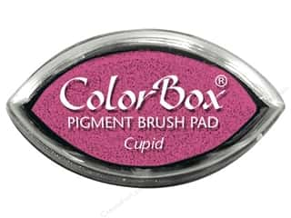 stamps: Colorbox Cat's Eye Pigment Inkpad Cupid