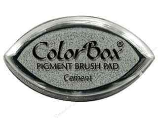 stamps: Colorbox Cat's Eye Pigment Inkpad Cement