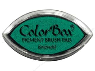ColorBox Pigment Ink Pad Cat's Eye Emerald Picture