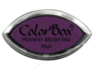 ColorBox Pigment Ink Pad Cat's Eye Plum Picture