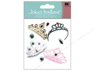 Jolee's Boutique Stickers 4 Tiaras