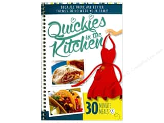 CQ Products Quickies In The Kitchen Book