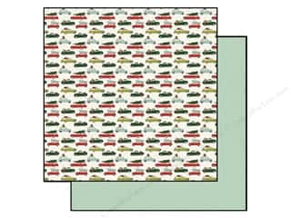 """scrapbooking & paper crafts: My Minds Eye Collection Cozy Christmas Paper 12""""x 12"""" Shopping (25 sheets)"""