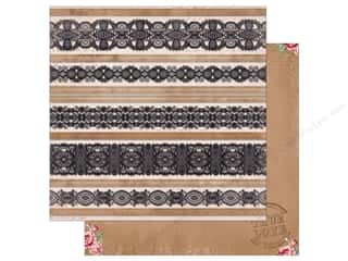 Bo Bunny 12 x 12 in. Paper Love & Lace Always (25 sheets)