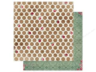 Bo Bunny 12 x 12 in. Paper Love & Lace Leather (25 sheets)