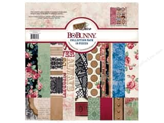 Best of 2012 Bo Bunny Paper & Sticker Collection Pack: Bo Bunny 12 x 12 in. Collection Pack Love & Lace