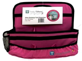Weekly Specials Beadalon Elasticity: Totally Tiffany Organizers Ditto Desktop Pink