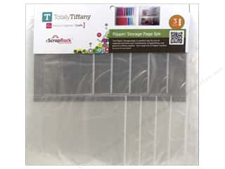 scrapbooking & paper crafts: Totally Tiffany ScrapRack Single Page Flippin Craft 3 pc