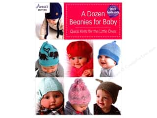 Annie's A Dozen Beanies For Baby Book