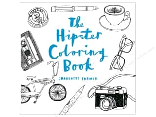 Sterling The Hipster Coloring Book