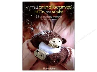 Cico Knitted Animal Scarves Mitts & Socks Book