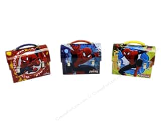decorative box: Tin Box Co Workman Carry All Marvel Spider Man 1 pc.