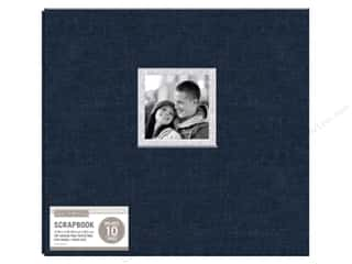"K&Company Scrapbook Album 12""x 12"" Denim Boxed"