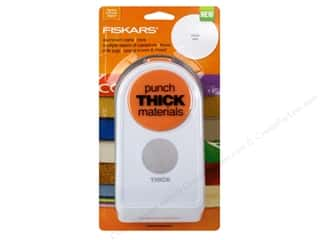 Fiskars: Fiskars Thick Materials Punch 2 in. Circle