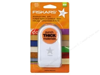 Fiskars Thick Materials Punch 1 in. Star