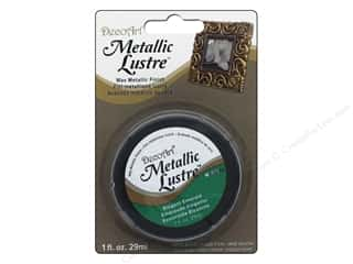 DecoArt Metallic Lustre 1 oz. Elegant Emerald
