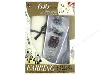beading & jewelry making supplies: Cousin Kit Class In A Box Earring Collection
