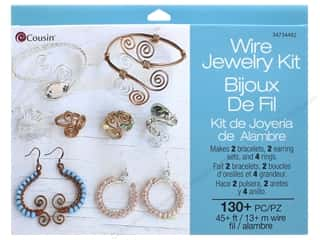 Beading & Jewelry Making Supplies: Cousin Kit Jewelry Wire