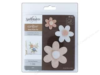 die cutting machines: Spellbinders Steel Rule Die Darling Daisies