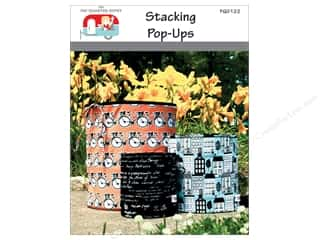 home decor pattern: The Fat Quarter Gypsy Stacking Pop-Up Pattern