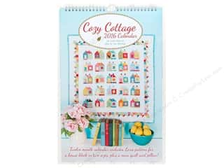 It's Sew Emma Cozy Cottage 2016 Calendar