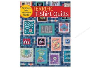 Clearance: That Patchwork Books Terrific T Shirts Quilts Book