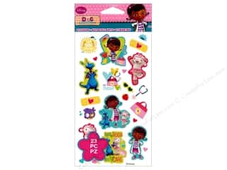 scrapbooking & paper crafts: EK Disney Sticker Doc McStuffins