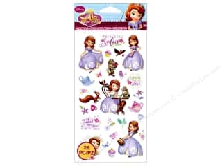 scrapbooking & paper crafts: EK Disney Sticker Sofia The First