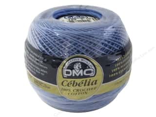 DMC Cebelia Crochet Cotton Size 10 #799 Horizon Blue