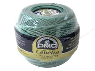 DMC Cebelia Crochet Cotton Size 10 #992 Aquamarine