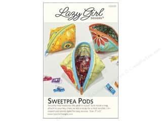 chain organize: Lazy Girl Designs Sweetpea Pods Pattern