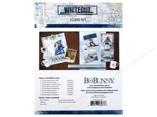 stamps: Bo Bunny Class Kit Whiteout