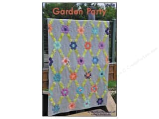 Anka's Treasures Garden Party Pattern
