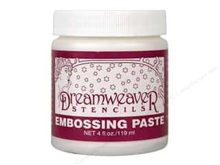 Experiment, The: Dreamweaver Stencil Embossing Paste 4oz