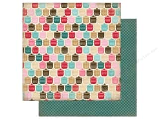 Carta Bella 12 x 12 in. Paper Home Sweet Home Baking Ingredients (25 sheets)