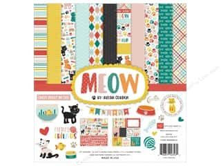 Weekly Specials Echo Park Collection Kit: Echo Park 12 x 12 in. Collection Kit Meow