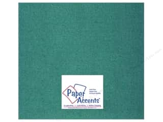 Paper Accents Pearlized Paper 12 x 12 in. #879 Emerald