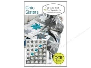 Sew Kind Of Wonderful QCR Chic Sisters Pattern